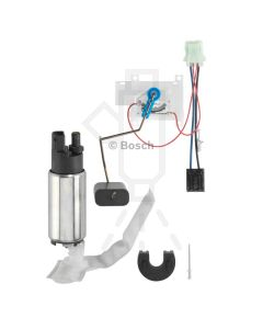 Bosch 0986580968 Fuel Pump - Single