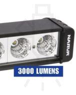 Narva 72752 9-32 Volt High Powered L.E.D Work Lamp Flood Beam Bar 3000 Lumens