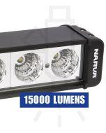 Narva 72768 9-32 Volt High Powered L.E.D Work Lamp Flood Beam Bar 15000 Lumens