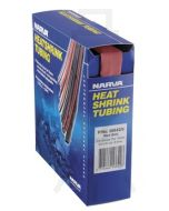 Narva 56636/10 Heatshrink Tubing - 4.8mm Shrunk Dia. (Red)