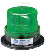 Hella Firebolt Plus Series Green - Multi Voltage 12-72V DC (1663)