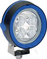 Hella 1539LED Gen II Mega Beam LED FF Work Lamp - Close Range, 9-33V DC