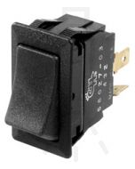 Hella 4483 Heavy Duty On-Off-On Rocker Switch