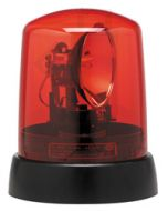 Hella KL7000 Series Red - Dual Voltage 12/24V DC (12V Globe) (1727)