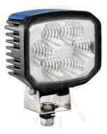 Hella LED FF Work Lamp - Close Range, 9-33V DC, Nylon Lens (1551LEDPMMA)