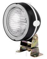 Hella 1539 Mega Beam Halogen FF Single Beam Work Lamp - Close Range