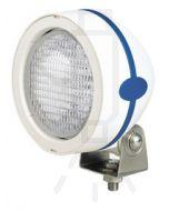 Hella Mega Beam Halogen FF Single Beam Work Lamp - Close Range, White, 12V (2835)