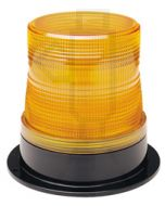 Hella Pulsator 551 Series Amber - Double Flash, Multi Voltage 12-48V DC (1646)