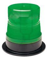 Hella Pulsator 551 Series Green - Double Flash, Multi Voltage 12-48V DC (1648)