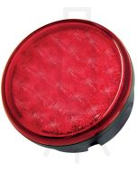 Hella Round MultiFLASH Signal LED - Red (95901140)