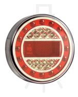 LED Autolamp Combination Lamp- 125mm diameter