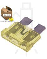 Narva 52820 Standard ATS Blade Fuses - 20Amp (Box of 50)